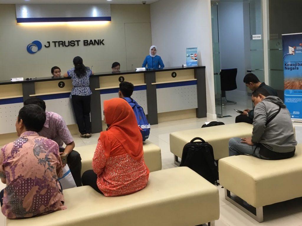 Jトラストイントネシア銀行25